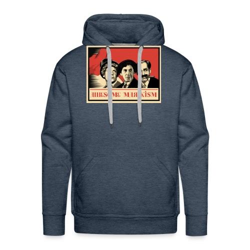 Awesome Marxism - Sudadera con capucha premium para hombre