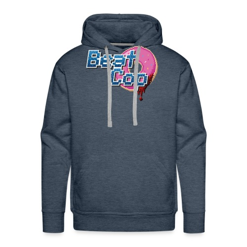 Logo_BeatCop - Men's Premium Hoodie