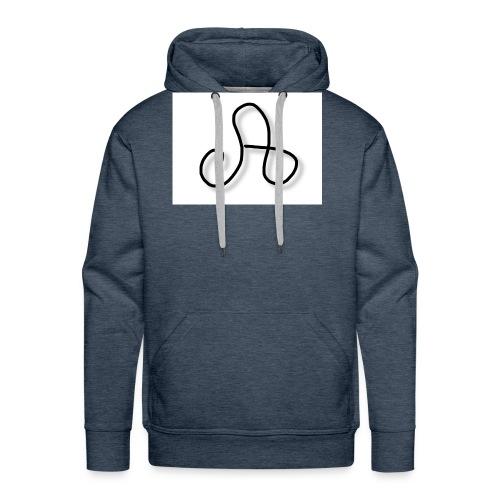 AndersAnne - Mannen Premium hoodie