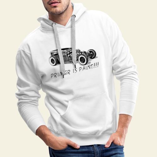 scavenger rod - Herre Premium hættetrøje