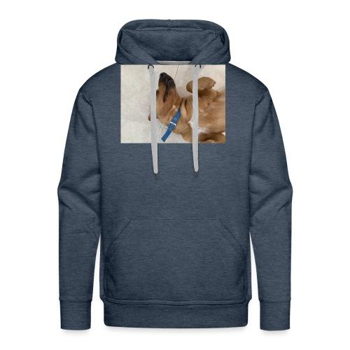 Gorra de perro - Sudadera con capucha premium para hombre