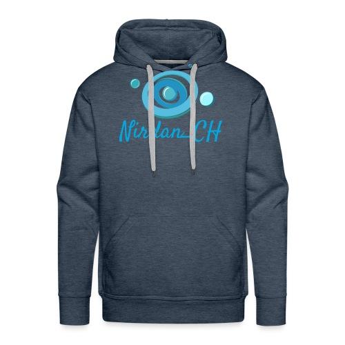400dpiLogoCroppedspe cial - Sweat-shirt à capuche Premium pour hommes