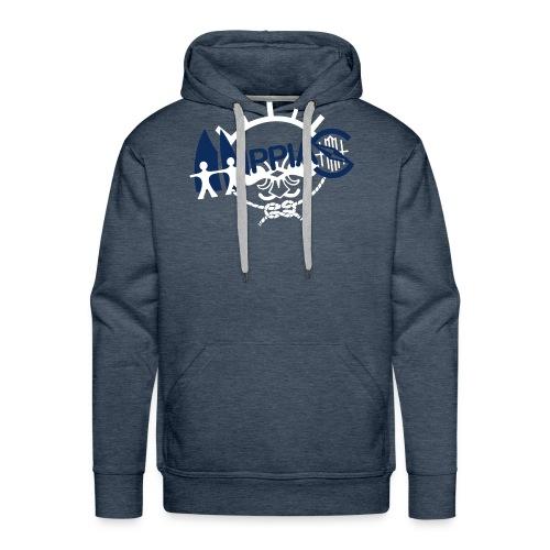 hippias logo - Mannen Premium hoodie