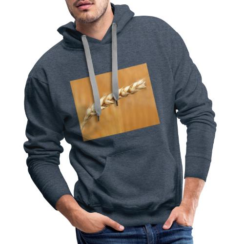 wheat - Männer Premium Hoodie