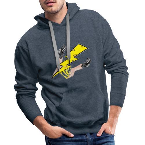 Super Liquid (T-Shirt Super héro) - Sweat-shirt à capuche Premium pour hommes