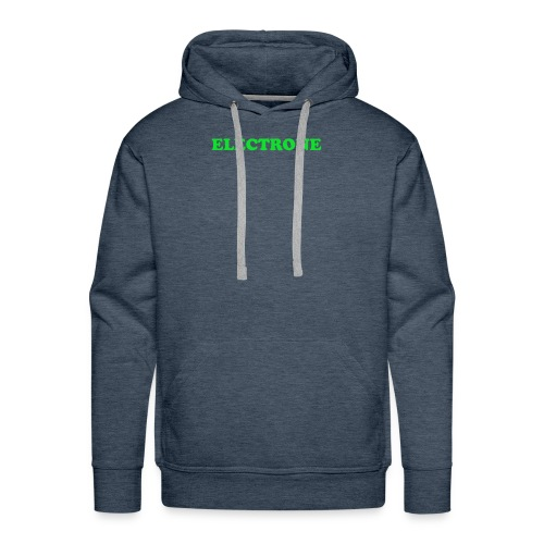 Classic ELECTRONE T SHIRT - Mannen Premium hoodie