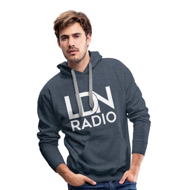 LDN Radio Logo white
