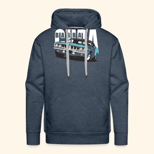 Blue Cuda - Men's Premium Hoodie