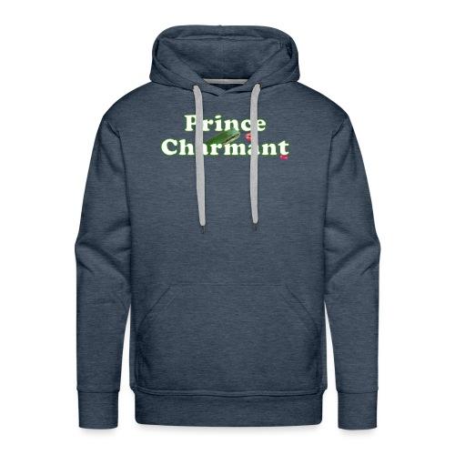 prince charmant - Sweat-shirt à capuche Premium pour hommes