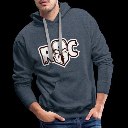 Randers Cowboys - Herre Premium hættetrøje