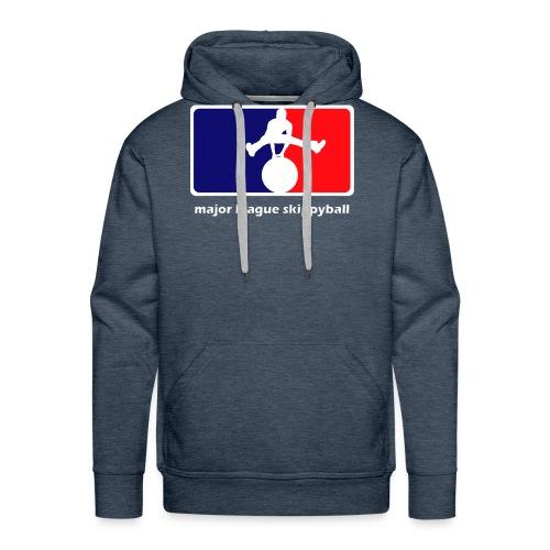 Major League Skippyball - Mannen Premium hoodie
