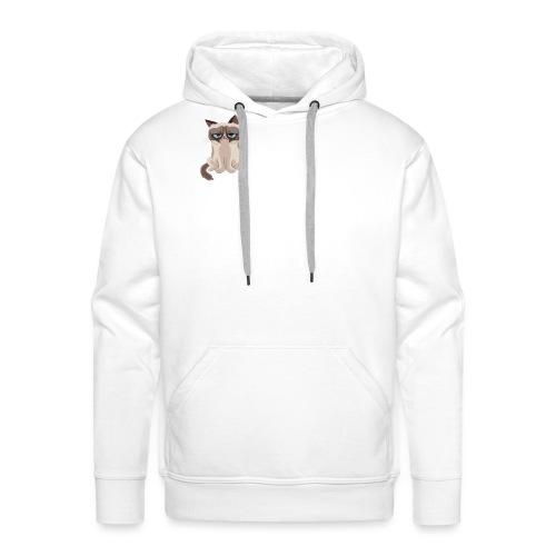 99bugs - white - Mannen Premium hoodie