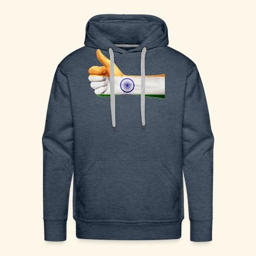 india 641141 1920 - Männer Premium Hoodie