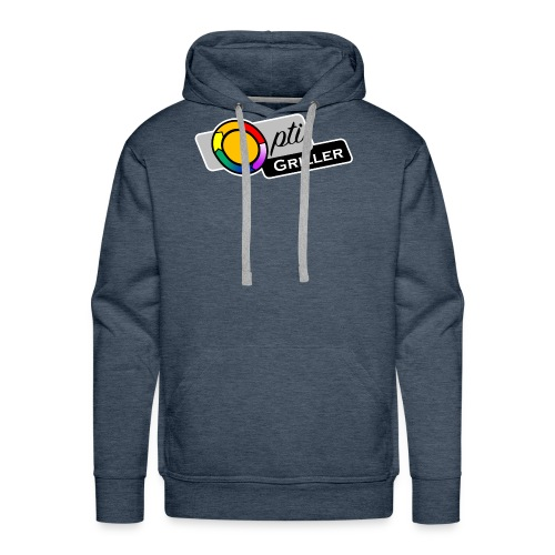 OptiGriller Merchandise Shop - Männer Premium Hoodie