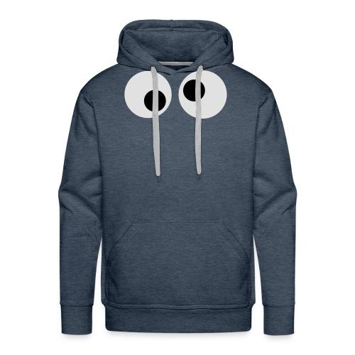 Koekiemonster - Mannen Premium hoodie