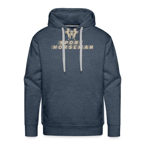 Sport Horseman - Men's Premium Hoodie