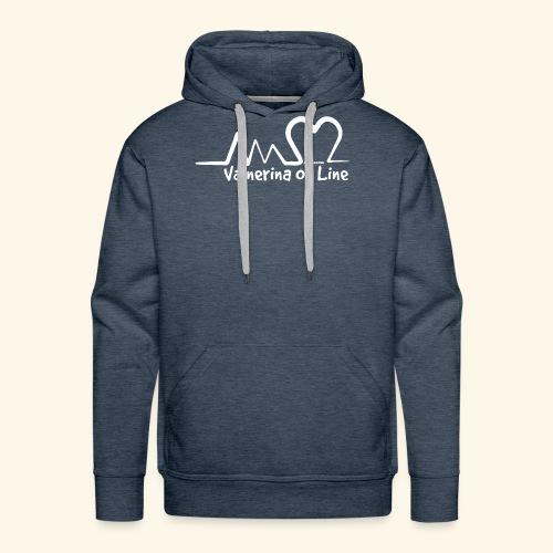 Valnerina On line APS maglie, felpe e accessori - Felpa con cappuccio premium da uomo