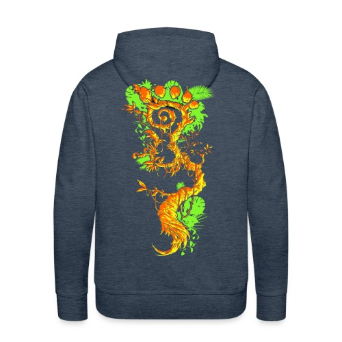 Parvati Records FootMoss - Men's Premium Hoodie