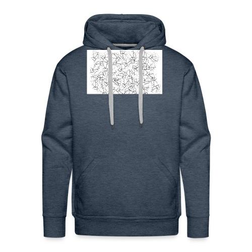 espinos - Sudadera con capucha premium para hombre