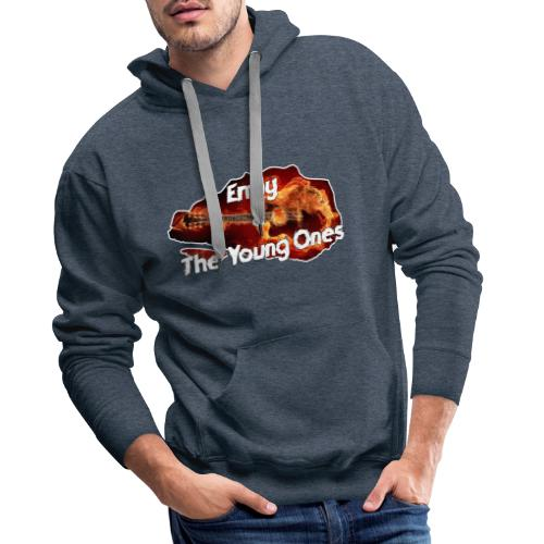 Emily & the Young Ones logo - Mannen Premium hoodie
