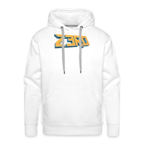 The Z3R0 Shirt - Men's Premium Hoodie