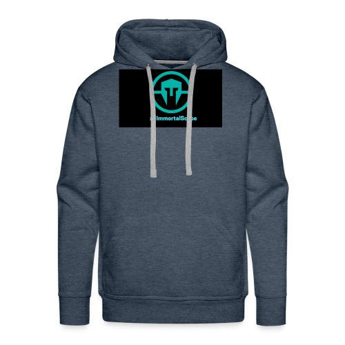 xxImmortalScope throwback - Men's Premium Hoodie