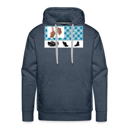 PORTADA - Sudadera con capucha premium para hombre