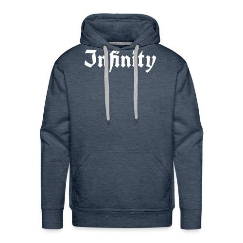 infinity 2 - Sweat-shirt à capuche Premium pour hommes