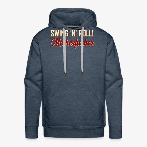 SwingNroll MoFu - Männer Premium Hoodie