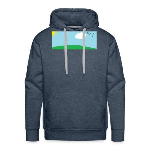 dit is kunst - Mannen Premium hoodie