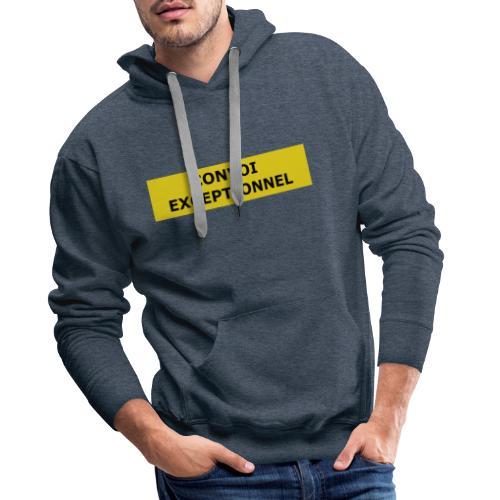 CONVOI EXCEPTIONNEL - Männer Premium Hoodie