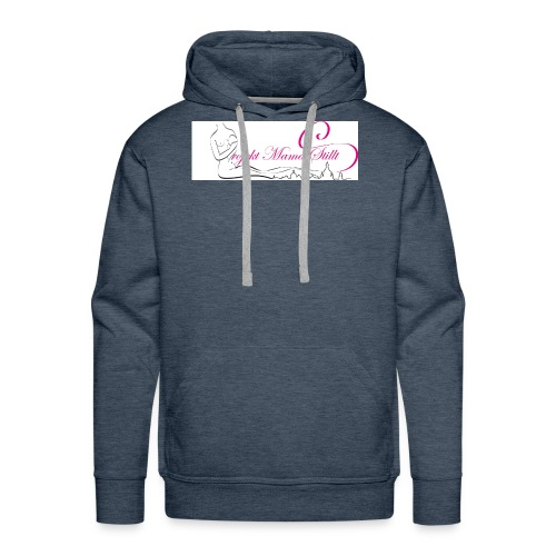 projektmamastillt pink - Männer Premium Hoodie