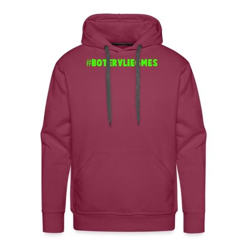 Botervliegmes hoodie (mannen) - Mannen Premium hoodie