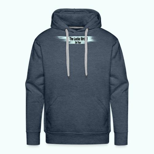 LuckaStripeOnTour - Männer Premium Hoodie