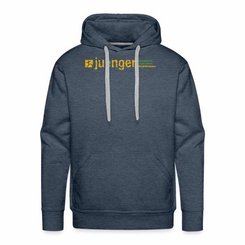 logo ev jugendarbeit borg - Männer Premium Hoodie
