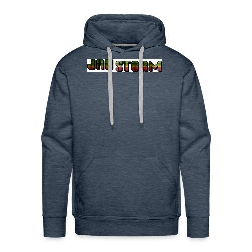 logo jahstormhighlights - Men's Premium Hoodie