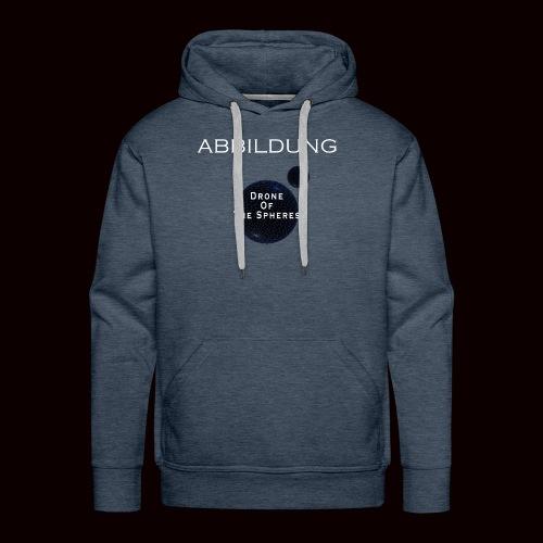 ABBILDUNG - Drone... - Mannen Premium hoodie