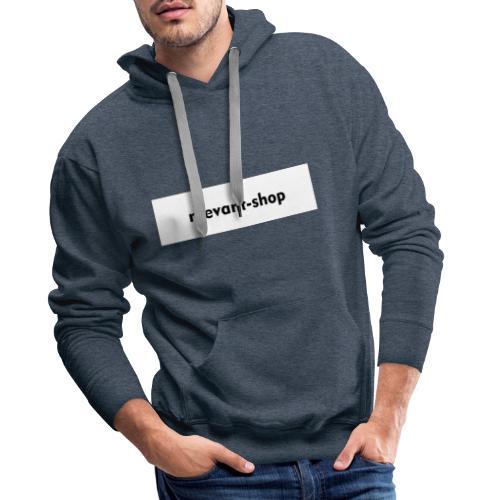 Mevant-shop Beschriftung - Männer Premium Hoodie