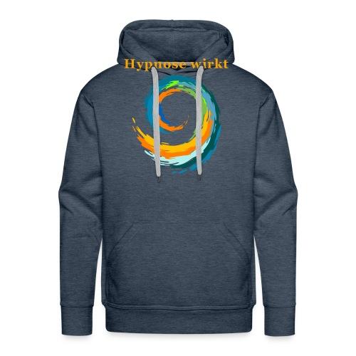 Hypnose wirkt - Männer Premium Hoodie