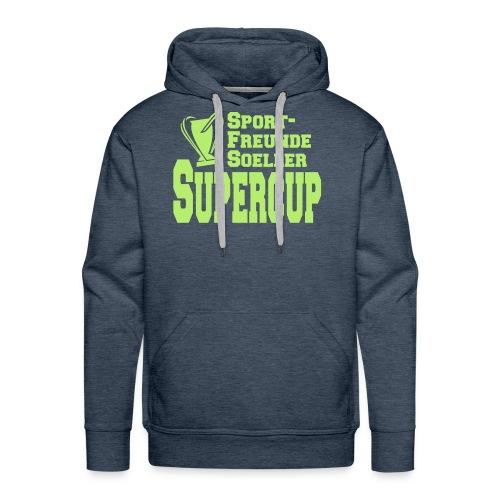 Sporfreunde Supercup - Männer Premium Hoodie