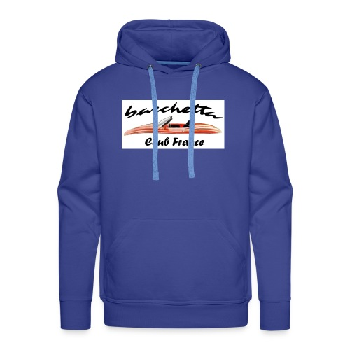 barchetta - Sweat-shirt à capuche Premium pour hommes