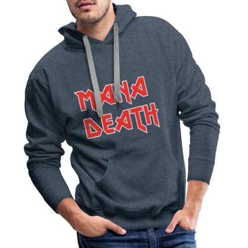 Mana Death - Sweat-shirt à capuche Premium pour hommes