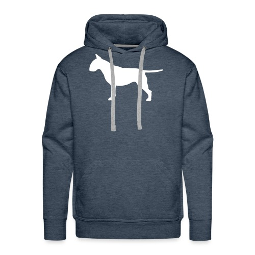 hunde_dogz_minibull_rumbs - Männer Premium Hoodie