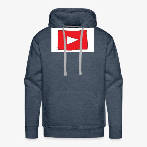 youtube Man - Premiumluvtröja herr