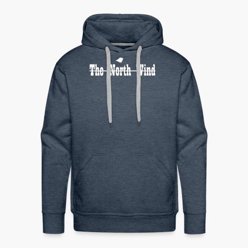 vêtements chiques - Sweat-shirt à capuche Premium pour hommes