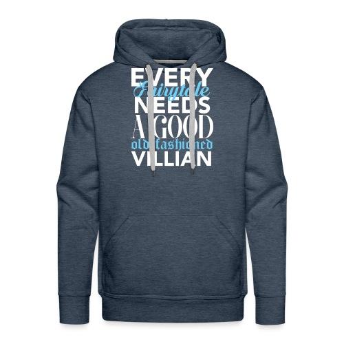 Moriarty - Villain - Men's Premium Hoodie