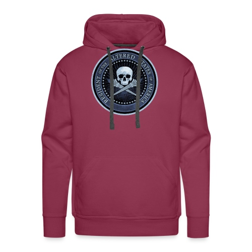RESIDENT OF THE ALTERED STATES OF AMERICA. - Men's Premium Hoodie
