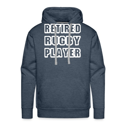 retired player - Men's Premium Hoodie