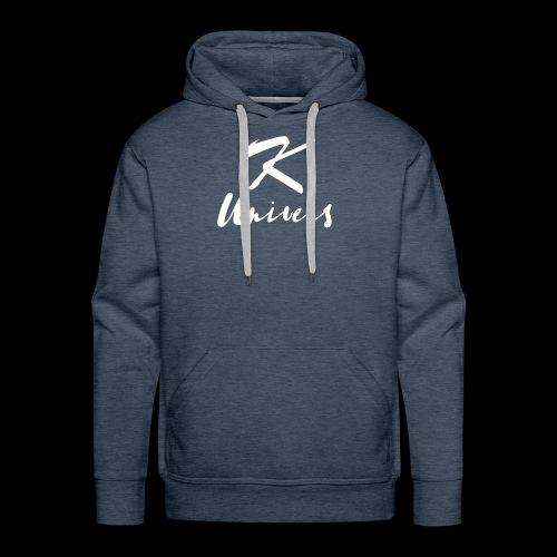K-Univers - Sweat-shirt à capuche Premium pour hommes