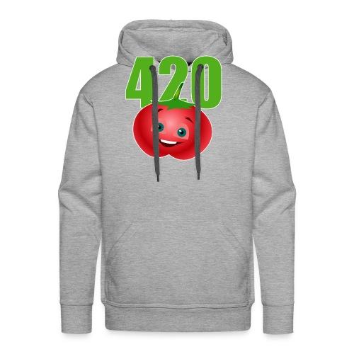 Tomate 420 - Männer Premium Hoodie